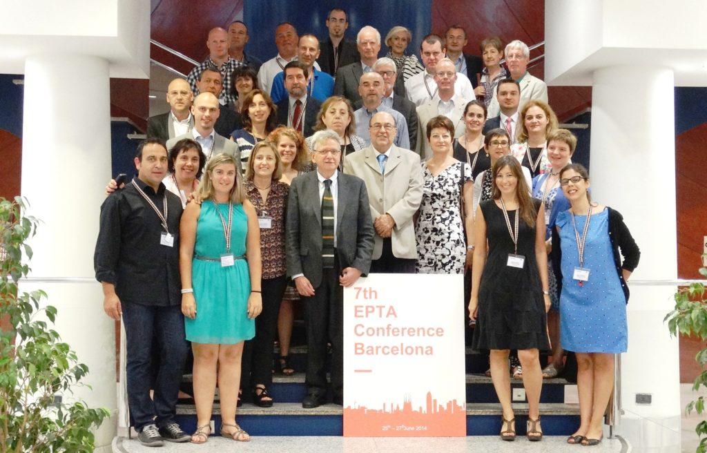 EPTA Annual Conference 2014 (Catalonia, Spain)