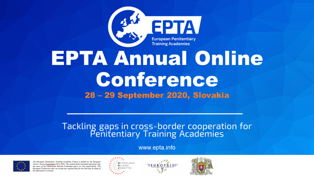 EPTA Annual Conference 2020 (online, hosted by Slovakia)