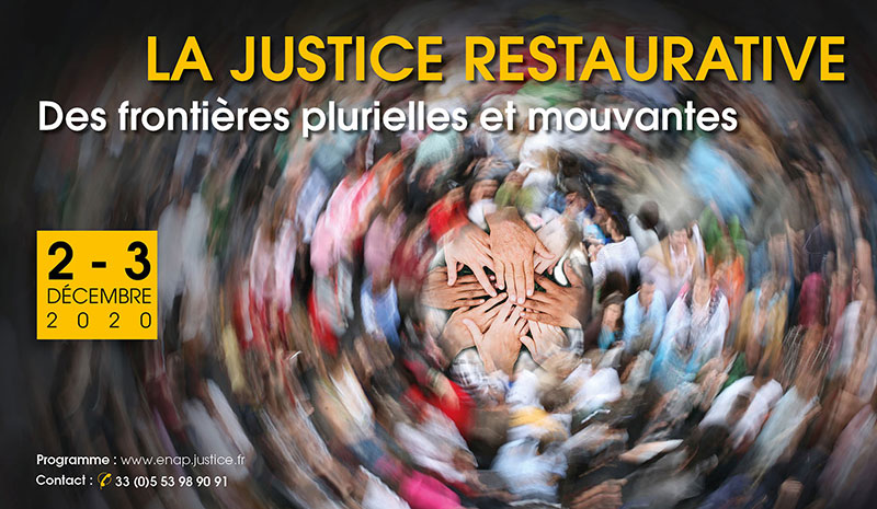 Symposium: Restorative Justice, plural and shifting borders (Online)
