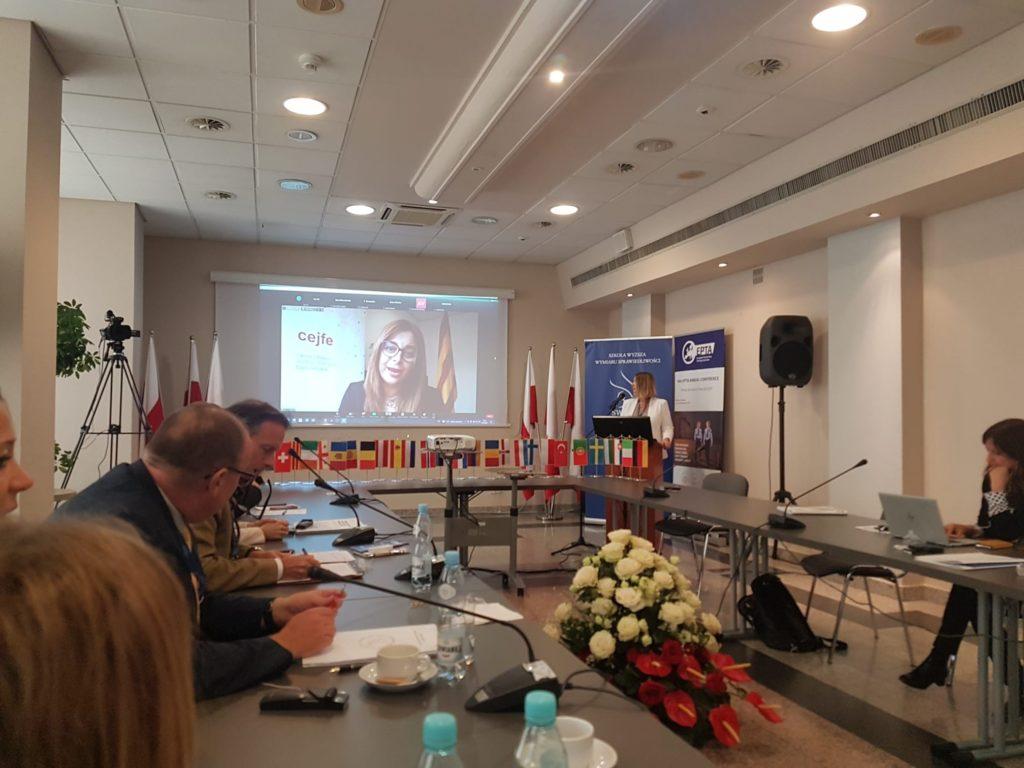 EPTA Annual Conference 2021 (Poland)